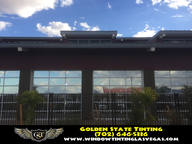 Golden State Tint- Las Vegas, Summerlin, Henderson NV Commercial Home Window Tinting